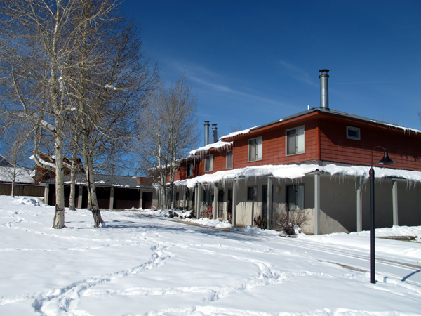 Cement Creek Condos Crested Butte