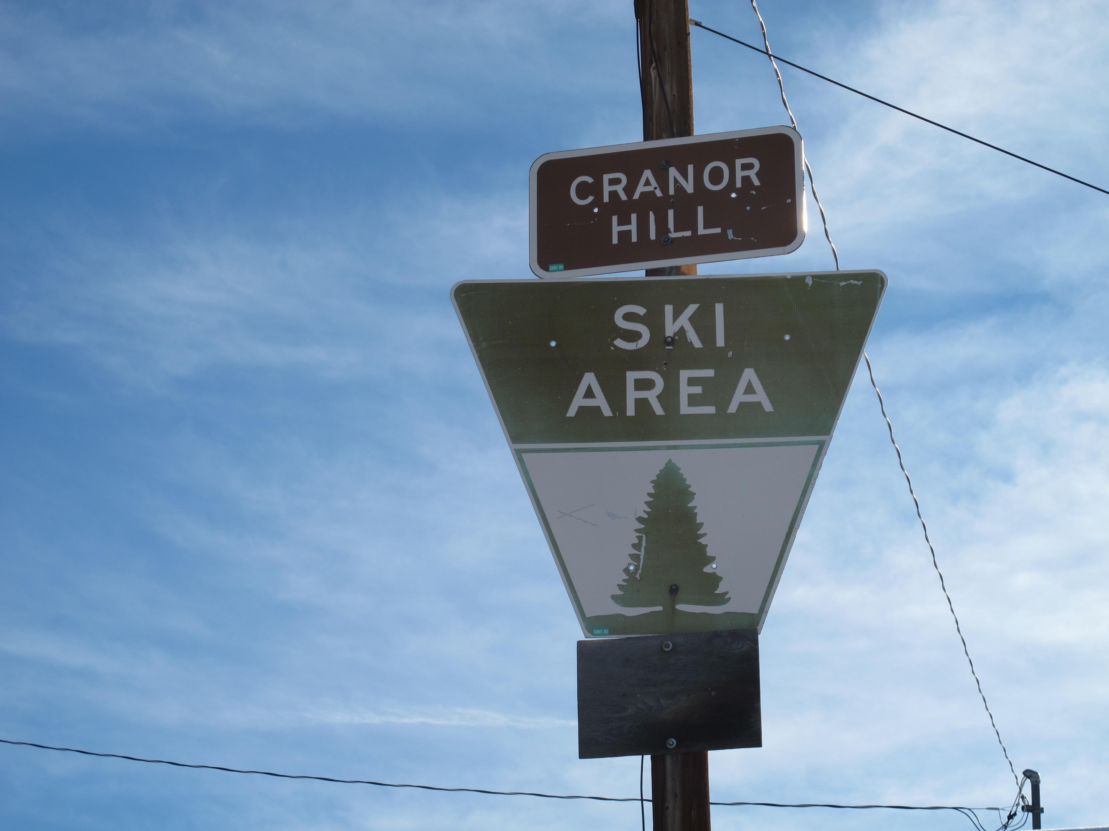 Cranor Hill ski area