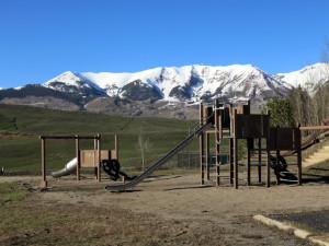 Mount Crested Butte Park