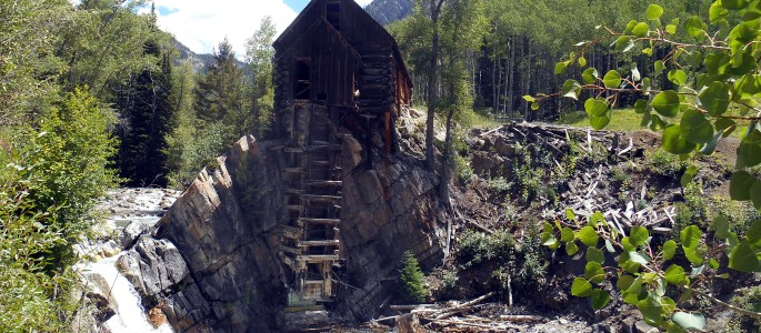 Crested Butte Mining Claims