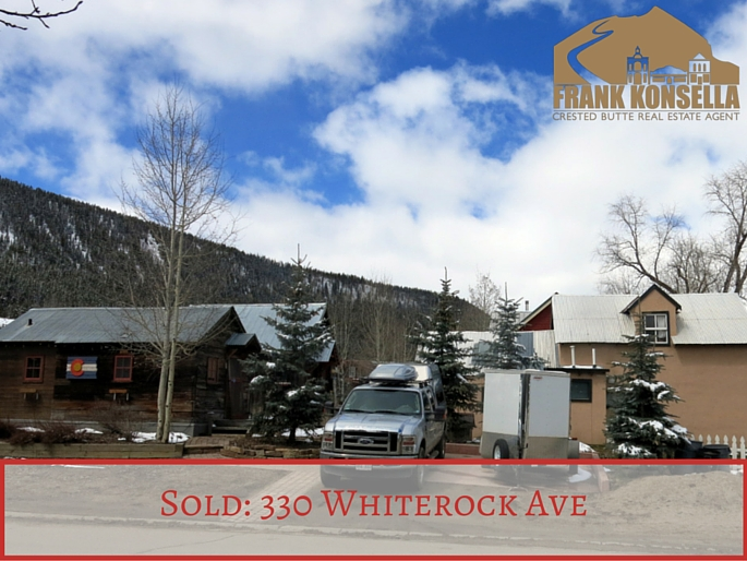 crested butte real estate sales