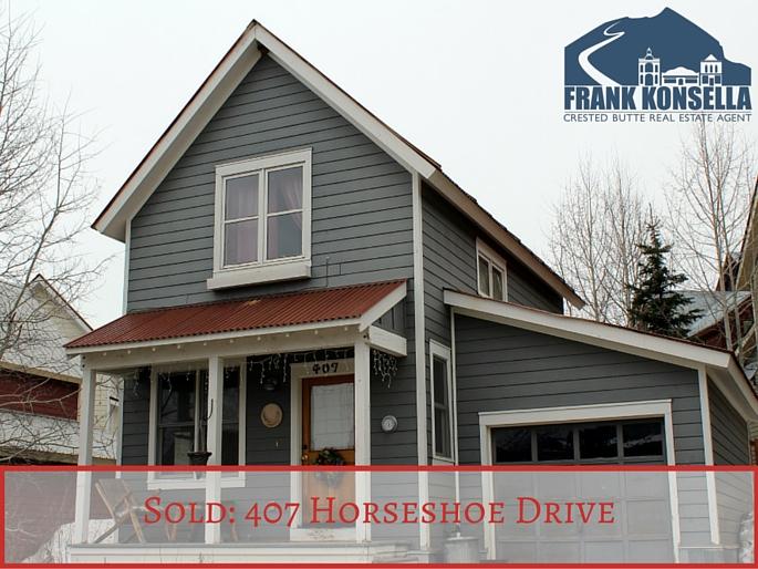 Pitchfork deed restricted home sale