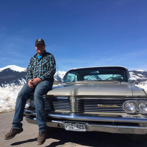 Mike Arbaney Colorado Structural Crested Butte Engineer and car enthusiast