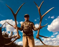 Pat Rauch shed hunting and Crested butte Sports