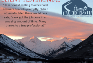 real estate client listing referral Crested Butte, CO