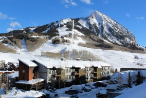 Timbers condos Crested Butte real estate