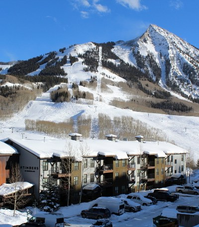 Timbers condos crested butte