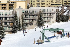 Gateway condos Crested Butte ski in ski out real estate