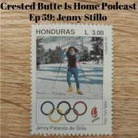 Jenny Stillo Olympic nordic skier honduras and camino de santiago