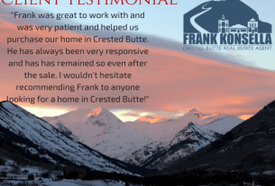 real estate review skyland crested butte