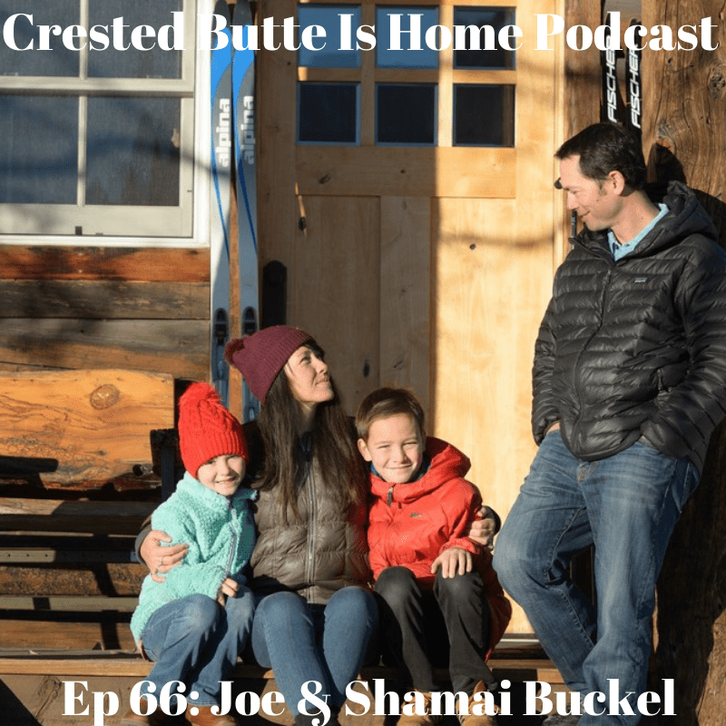 Joe and Shamai Buckel Winery Interview