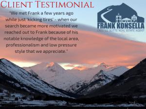 Client Testimonial- Joe and Katie, Boulder, CO