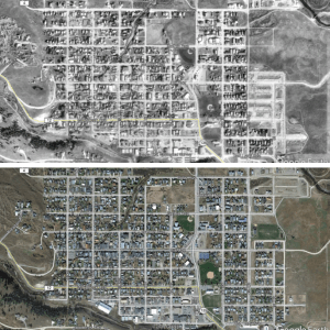 Crested Butte Then and Now