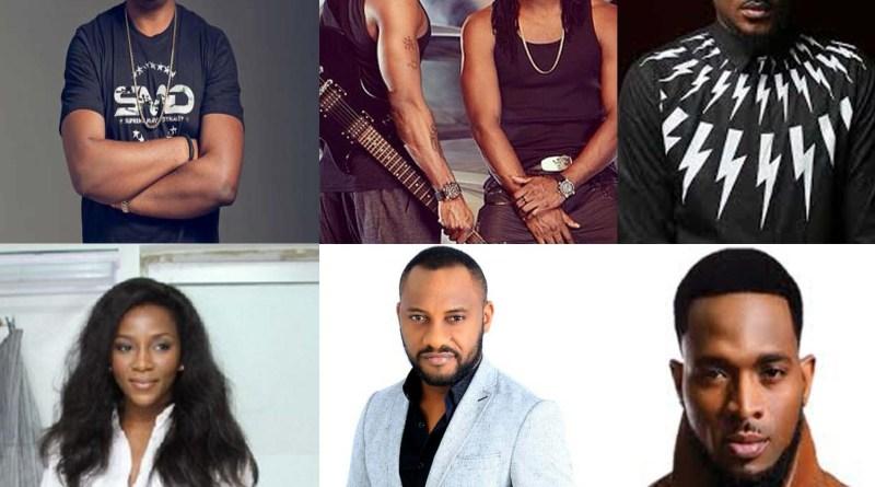 Nigerian celebrity