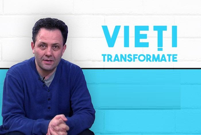 Vieți Transformate – Daniel Văduva