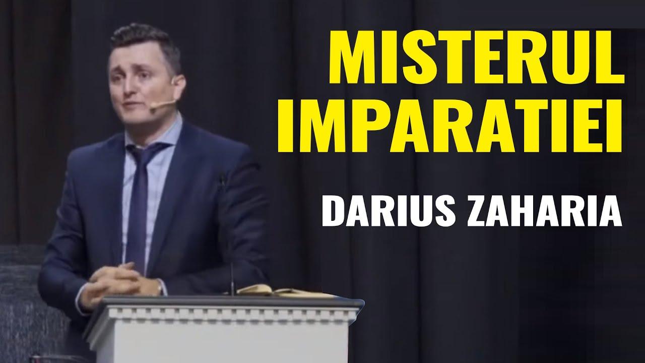 Darius Zaharia: Misterul Imparatiei
