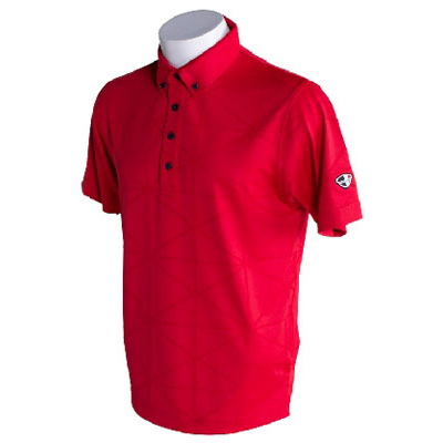 Mens Polo 80-1291 Red