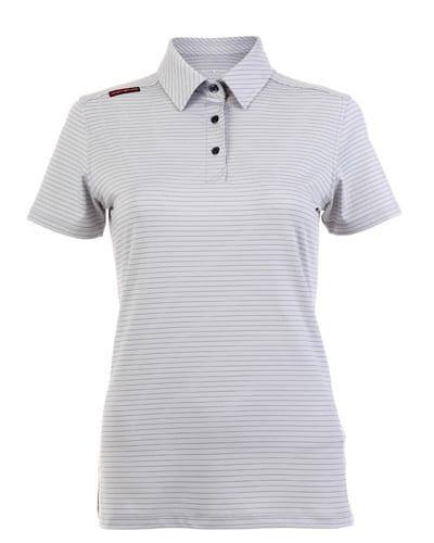 Ladies Polo 60380592 Cool Grey