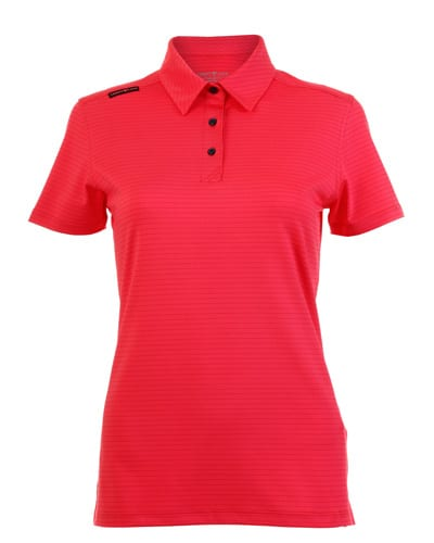 Ladies Polo 60380592 Coral Pink
