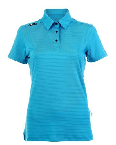 Ladies Polo 60380592 Pastel Blue
