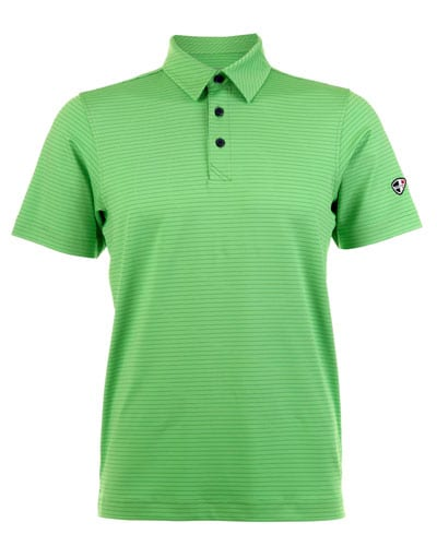 Mens Polo 80380560 Pastel Green