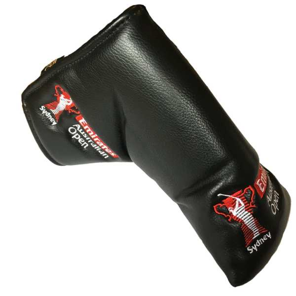 Magnetic Putter Cover - Black