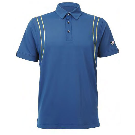 Mens Polo 80380705 Imperial Blue