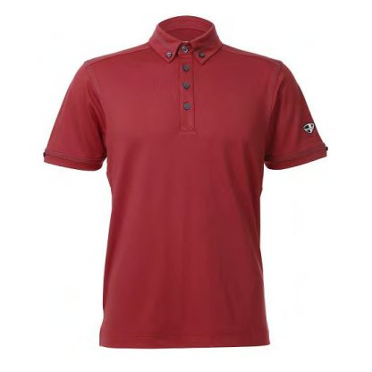 Mens Polo 80380708 Sport Red