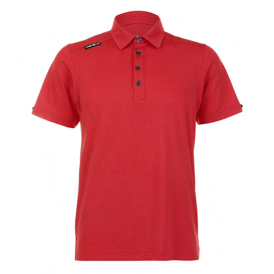 Mens Polo 80380766 Red