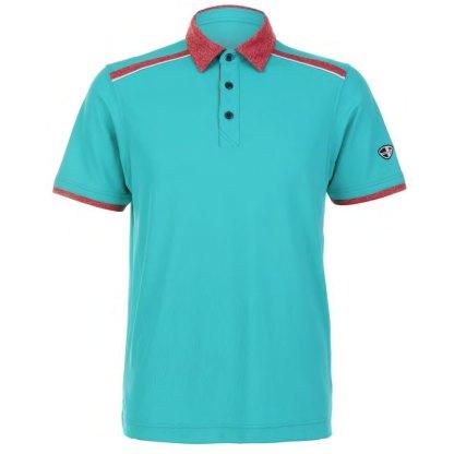Mens Polo 80380775 Greenish Blue