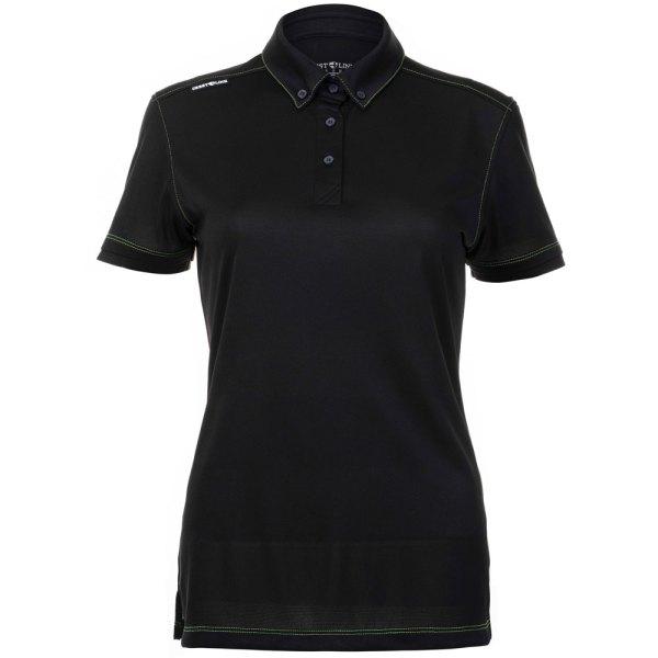 Ladies Polo 60380749 - Black