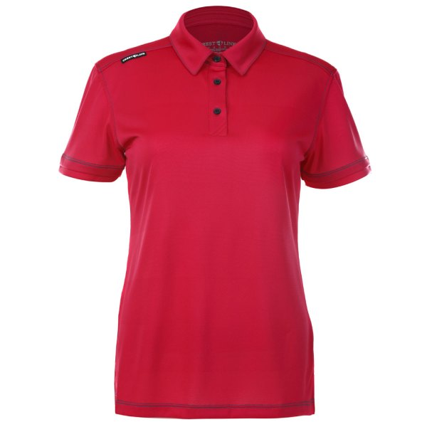 Ladies Polo 60380749 - Pink