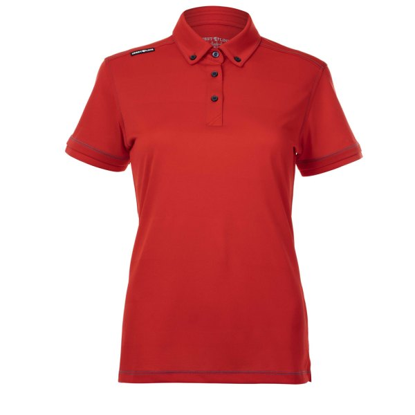 Ladies Polo 60380749 - Red