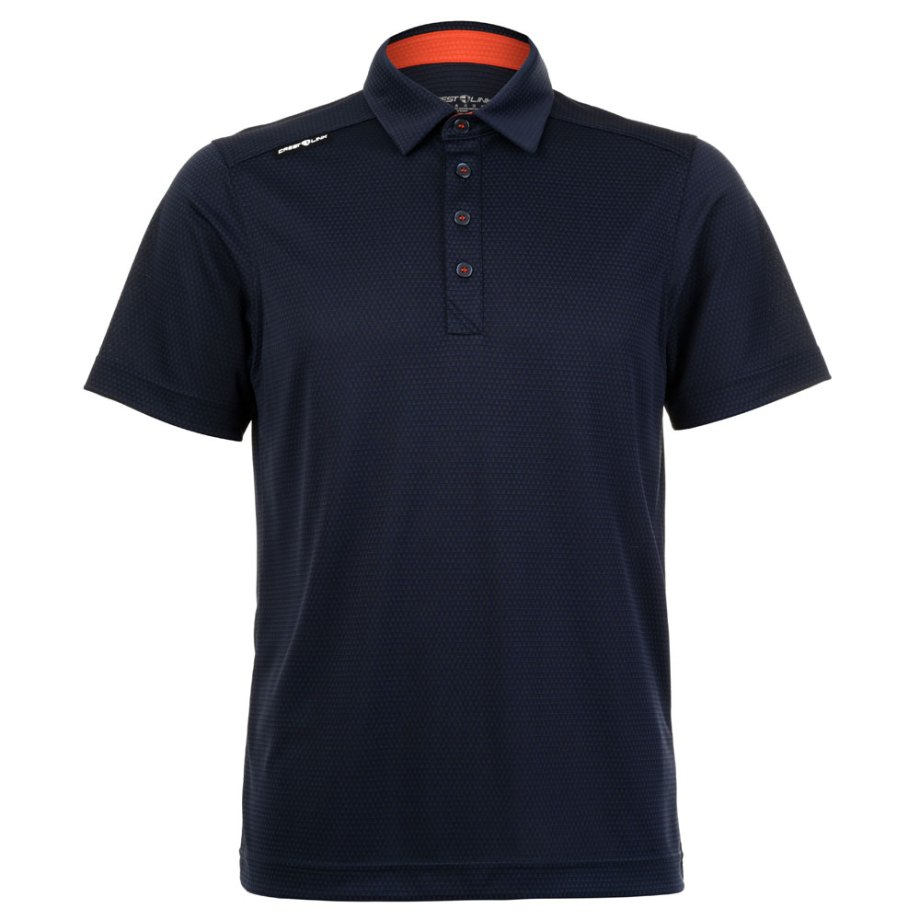 Mens Polo 80380834-Navy