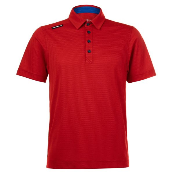 Mens Polo 80380834-Red