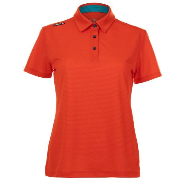 Ladies Polo 60380835 - Orange