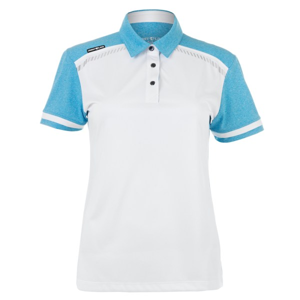 Ladies Polo 60380902 - White