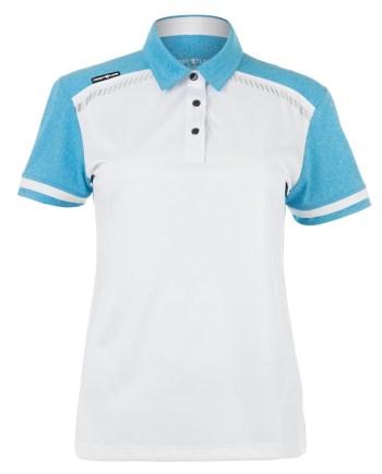 Ladies Polo 60380902 - White
