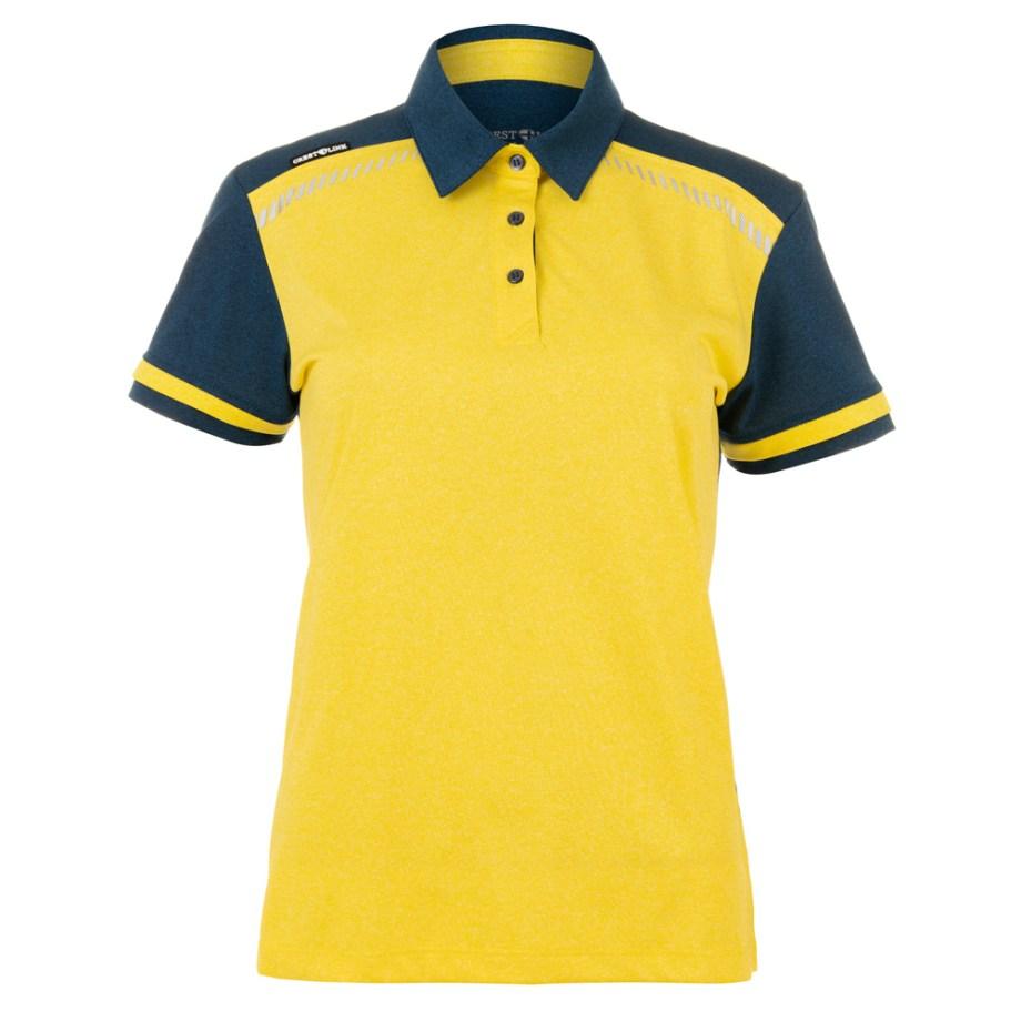 Ladies Polo 60380902 - Yellow