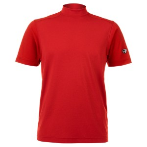 Mens Mock Neck 81080955 - Red