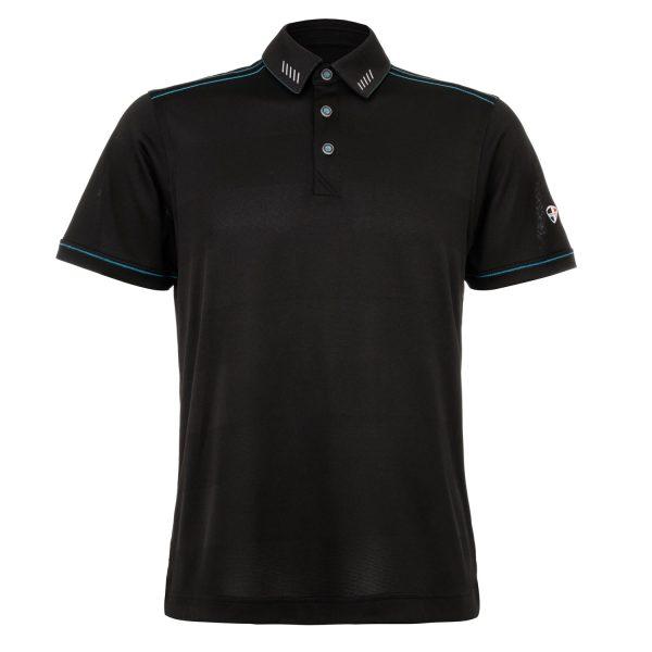 Mens Polo 80380930 - Black