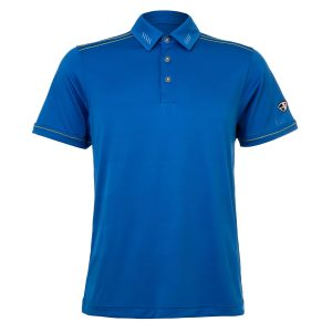 Mens Polo 80380930 - Blue Jazz