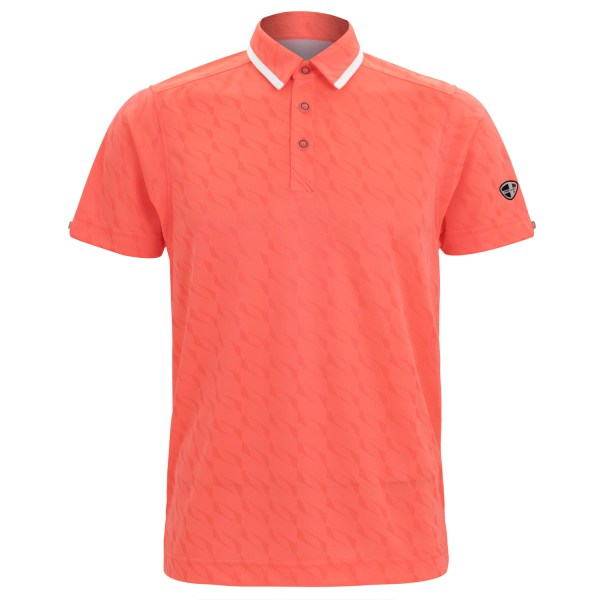 Mens Polo 80381012 - Flamingo