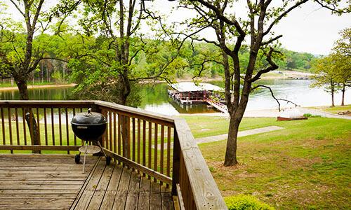 3 bedroom 1 bath cabins crest lodge table rock lake