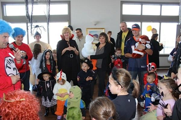 CCA Halloween 2012
