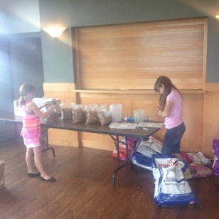 Helping 2013 Calgary Flood Victims