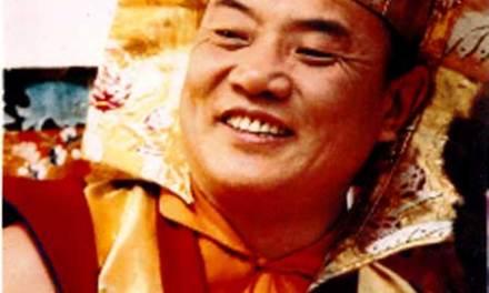 Karma Thegsum Tashi Gomang