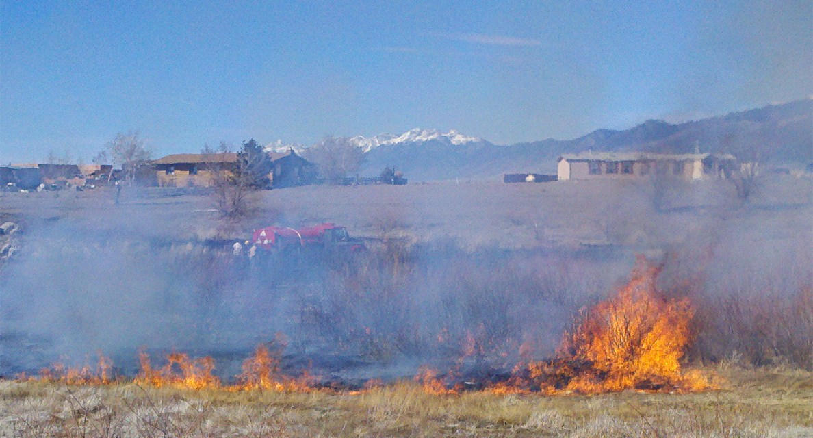 San Isabel fire update