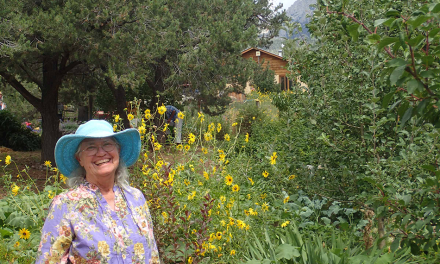 Global warming & Crestone/Baca gardening
