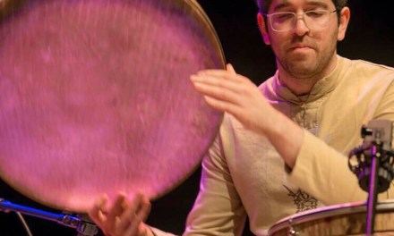 Adams State hosts Iranian Drummer